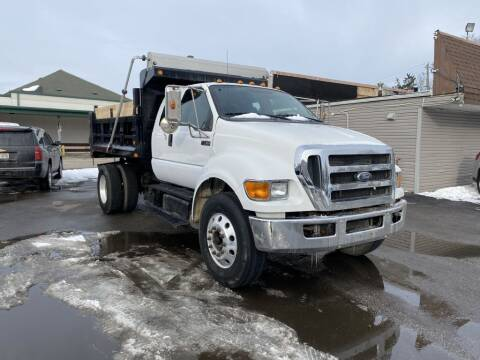 2011 Ford F-750 Super Duty for sale at AH Ride & Pride Auto Group in Akron OH