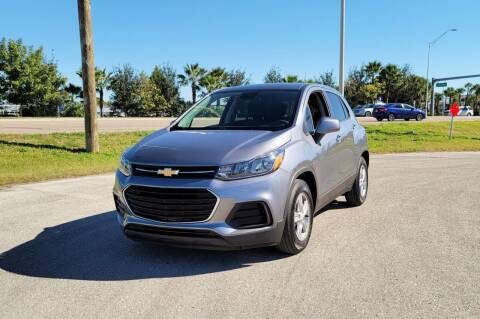 2020 Chevrolet Trax for sale at FLORIDA USED CARS INC in Fort Myers FL
