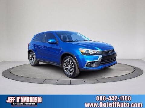 2017 Mitsubishi Outlander Sport for sale at Jeff D'Ambrosio Auto Group in Downingtown PA