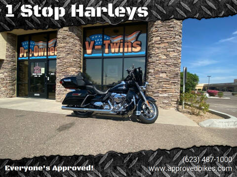 2015 Harley Davidson FLHTCUL Ultra Classic Low   for sale at 1 Stop Harleys in Peoria AZ
