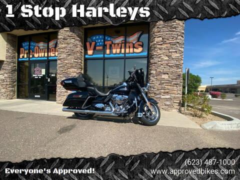2015 HarleyDavidson FLHTCULUltraClassicLow  for sale at 1 Stop Harleys in Peoria AZ