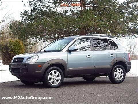 2005 Hyundai Tucson for sale at M2 Auto Group Llc. EAST BRUNSWICK in East Brunswick NJ