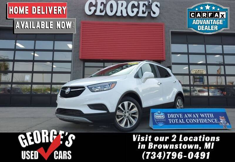 2017 Buick Encore for sale at George's Used Cars - Pennsylvania & Allen in Brownstown MI