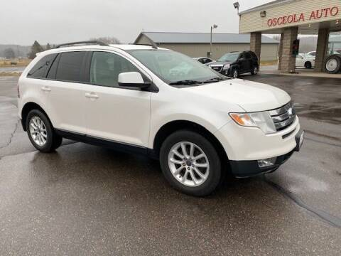 2010 Ford Edge for sale at Osceola Auto Sales and Service in Osceola WI