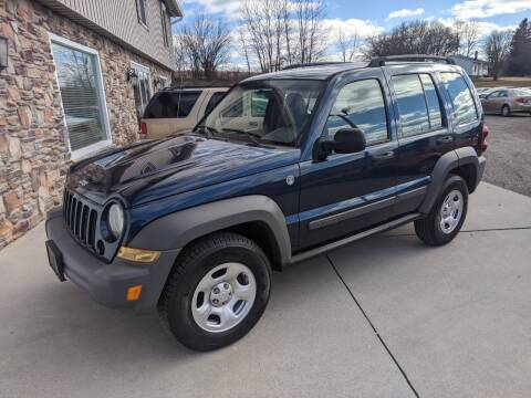 2005 Jeep Liberty for sale at Cub Hill Motor Co in Stewartstown PA