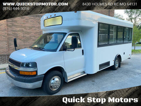 2015 Chevrolet Express Cutaway for sale at Quick Stop Motors in Kansas City MO