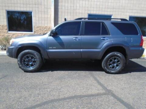 2007 Toyota 4Runner for sale at COPPER STATE MOTORSPORTS in Phoenix AZ