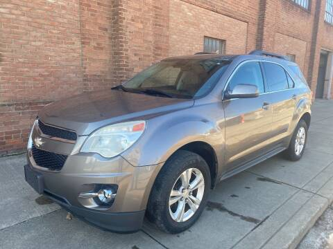 2012 Chevrolet Equinox for sale at Domestic Travels Auto Sales in Cleveland OH