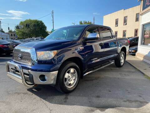 2008 Toyota Tundra for sale at ADAM AUTO AGENCY in Rensselaer NY