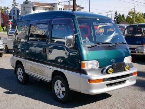 1996 Subaru Domingo for sale at JDM Car & Motorcycle LLC in Seattle WA