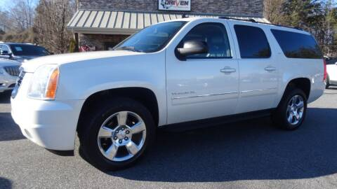 2011 GMC Yukon XL for sale at Driven Pre-Owned in Lenoir NC
