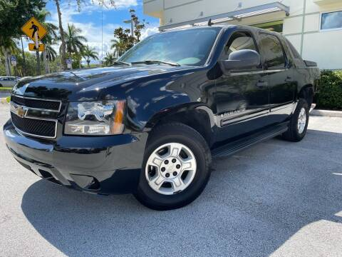 2007 Chevrolet Avalanche for sale at Car Net Auto Sales in Plantation FL