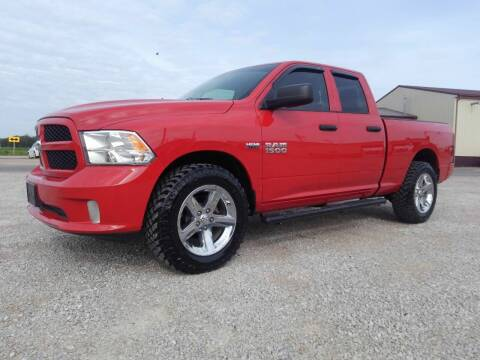 2015 RAM Ram Pickup 1500 for sale at KESLER AUTO SALES in St. Libory IL