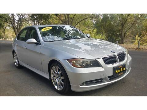 2006 BMW 3 Series for sale at KARS R US in Modesto CA