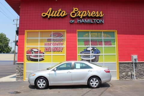 2009 Toyota Camry for sale at AUTO EXPRESS OF HAMILTON LLC in Hamilton OH