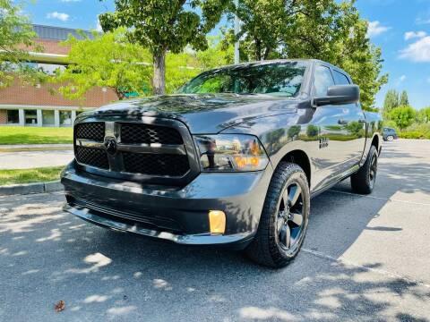 2018 RAM Ram Pickup 1500 for sale at Mega Auto Sales in Wenatchee WA