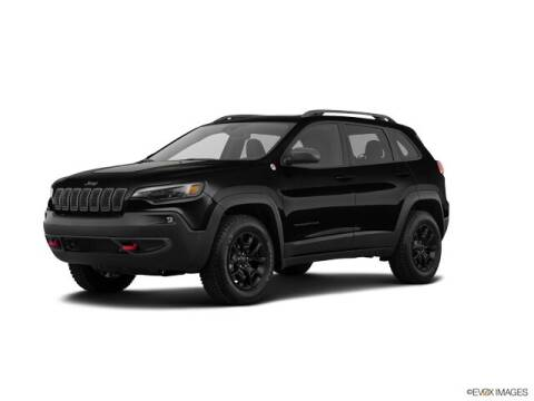 2020 Jeep Cherokee for sale at TETERBORO CHRYSLER JEEP in Little Ferry NJ