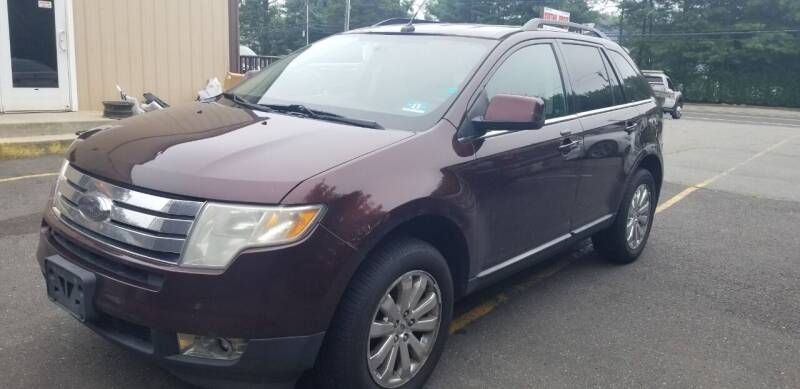 2010 Ford Edge for sale at Central Jersey Auto Trading in Jackson NJ