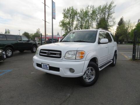 2001 Toyota Sequoia for sale at KAS Auto Sales in Sacramento CA
