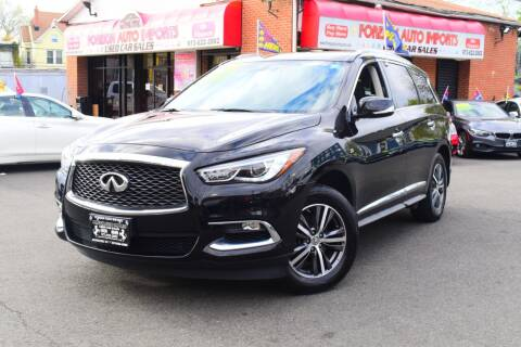 2018 Infiniti QX60 for sale at Foreign Auto Imports in Irvington NJ