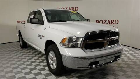 2019 RAM Ram Pickup 1500 Classic for sale at BOZARD FORD in Saint Augustine FL