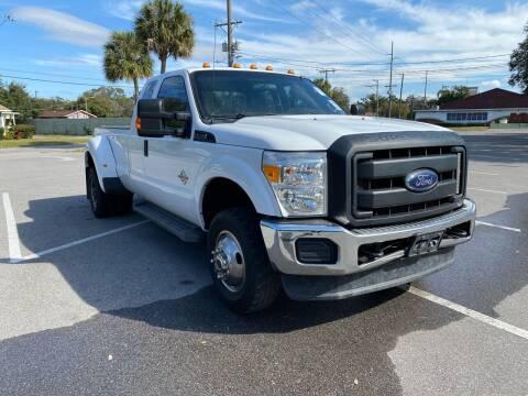 2014 Ford F-350 Super Duty for sale at Consumer Auto Credit in Tampa FL