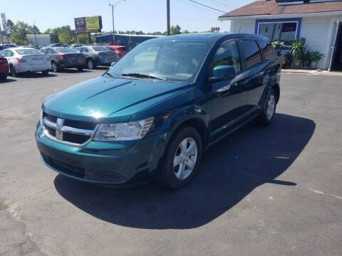2009 Dodge Journey for sale at Nonstop Motors in Indianapolis IN