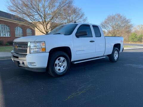 2012 Chevrolet Silverado 1500 for sale at Madden Motors LLC in Iva SC