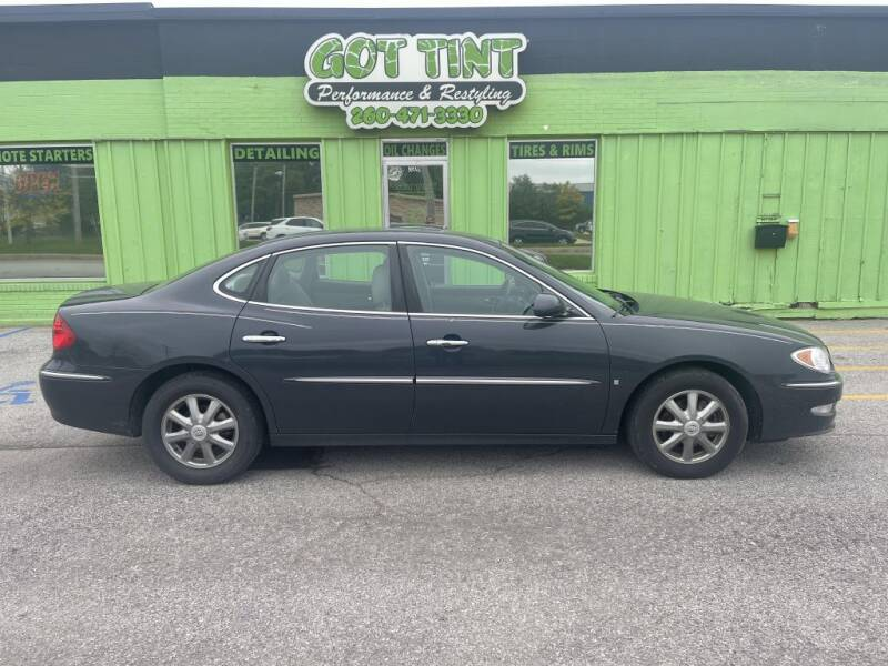 2008 Buick LaCrosse for sale at GOT TINT AUTOMOTIVE SUPERSTORE in Fort Wayne IN