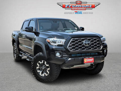 2020 Toyota Tacoma for sale at Rocky Mountain Commercial Trucks in Casper WY