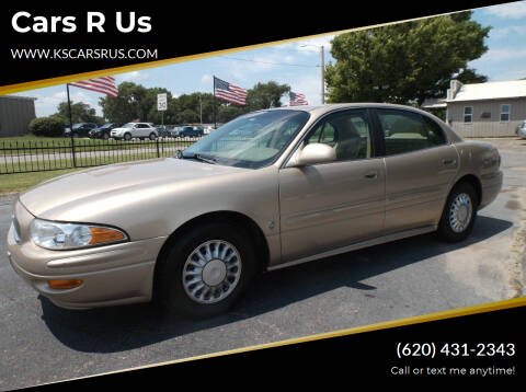 2005 Buick LeSabre for sale at Cars R Us in Chanute KS