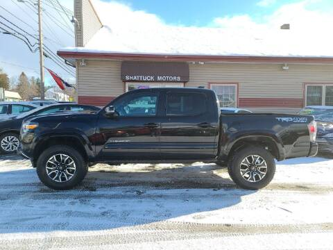 2020 Toyota Tacoma for sale at Shattuck Motors in Newport VT