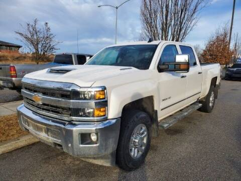 2019 Chevrolet Silverado 3500HD for sale at Group Wholesale, Inc in Post Falls ID