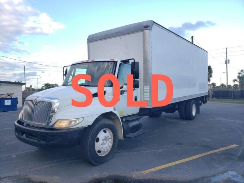 2007 International 4200 for sale at Orange Truck Sales in Orlando FL