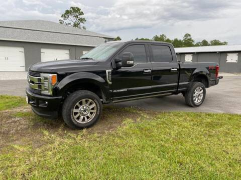 2019 Ford F-250 Super Duty for sale at DEBARY TRUCK SALES in Sanford FL