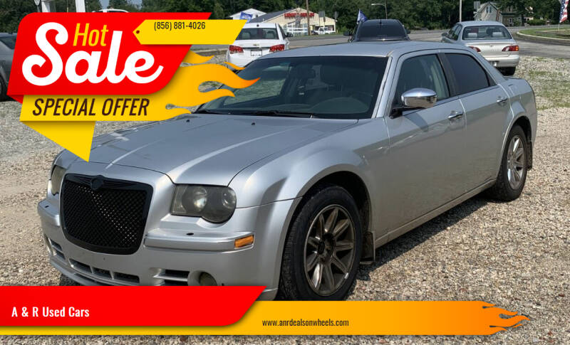 2005 Chrysler 300 for sale at A & R Used Cars in Clayton NJ