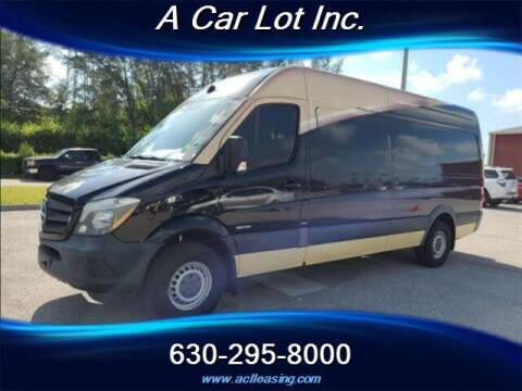 2014 Mercedes-Benz Sprinter Cargo for sale at A Car Lot Inc. in Addison IL