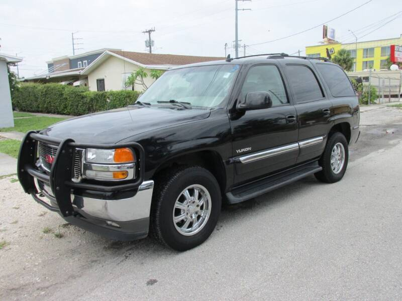 2006 GMC Yukon for sale in Miami, FL