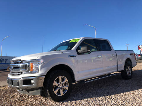 2018 Ford F-150 for sale at 1st Quality Motors LLC in Gallup NM
