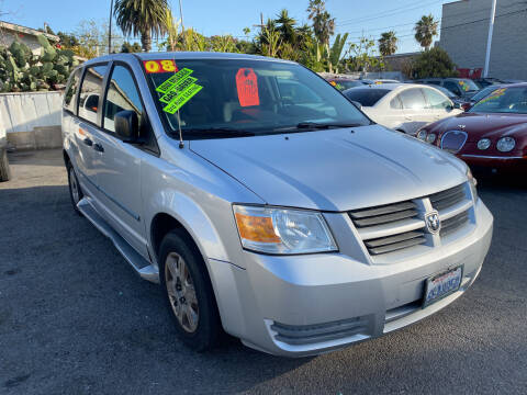 2008 Dodge Grand Caravan for sale at North County Auto in Oceanside CA