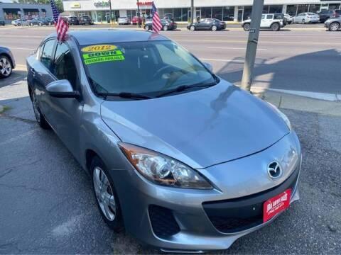 2012 Mazda MAZDA3 for sale at JBA Auto Sales Inc in Stone Park IL