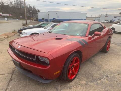 2009 Dodge Challenger for sale at Trocci's Auto Sales in West Pittsburg PA