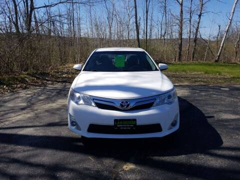 2014 Toyota Camry for sale at L & R Motors in Greene ME