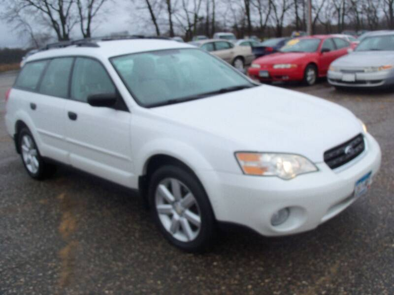 2006 Subaru Outback for sale at Country Side Car Sales in Elk River MN