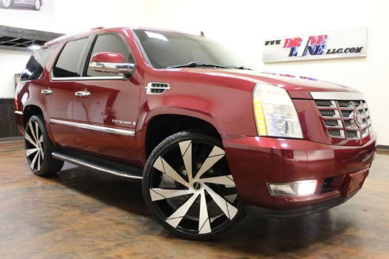 2008 Cadillac Escalade for sale at Driveline LLC in Jacksonville FL