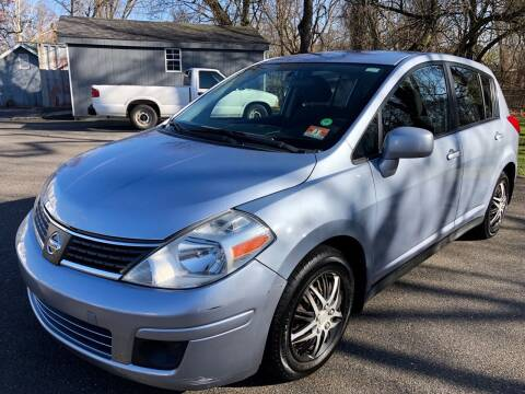 2009 Nissan Versa for sale at Perfect Choice Auto in Trenton NJ