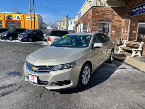 2014 Chevrolet Impala for sale at Michaels Motor Sales INC in Lawrence MA