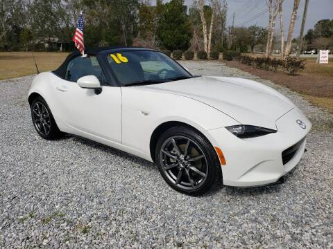 2016 Mazda MX-5 Miata for sale at Darwin Harris Automotive in Fairhope AL