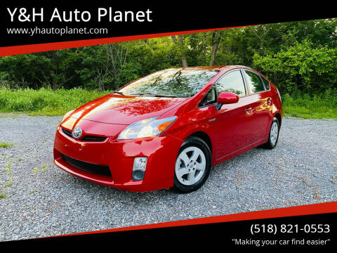 2011 Toyota Prius for sale at Y&H Auto Planet in West Sand Lake NY