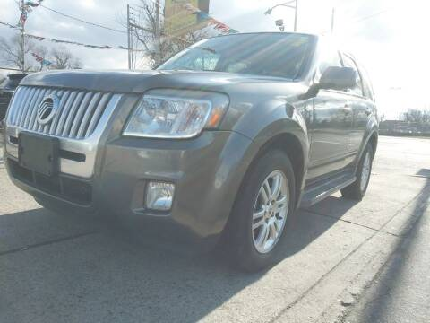2009 Mercury Mariner for sale at LaBate Auto Sales Inc in Philadelphia PA